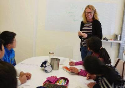 Native teaching of English World Idiomas Aranjuez