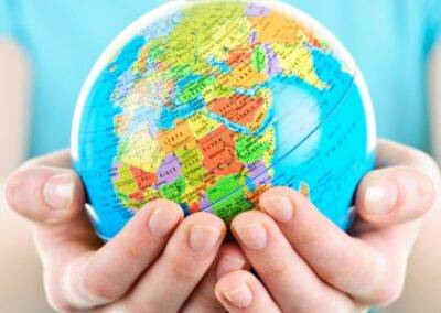 World Idiomas Aranjuez - the world in your hands
