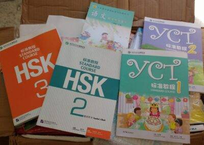 World Idiomas Chinese Text books