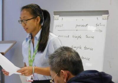 Teachers profile World Idiomas Aranjuez