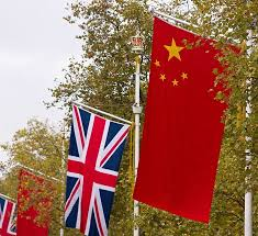 Flags - learn Chinese and English at World Idiomas Aranjuez